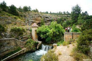 Ruta del Zarzalar en Albacete