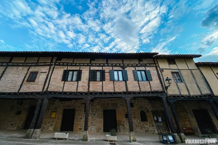 Los pueblos más bonitos de Burgos: Santa Gadea del Cid