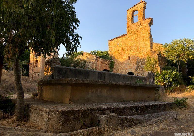 Pueblo abandonado de Finestres, Huesca