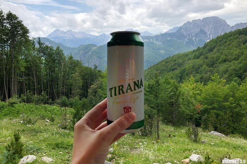 Trekking de Valbona a Theth en Albania