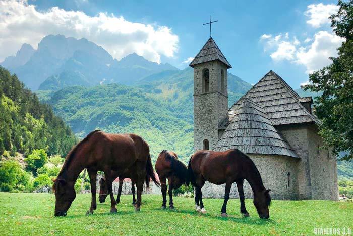 Viajar a Albania por libre