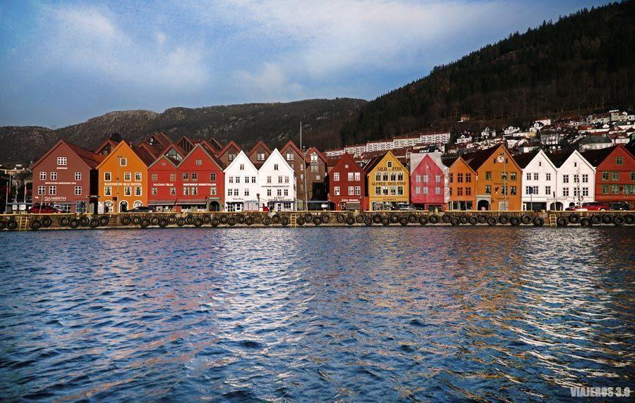 Bergen en invierno