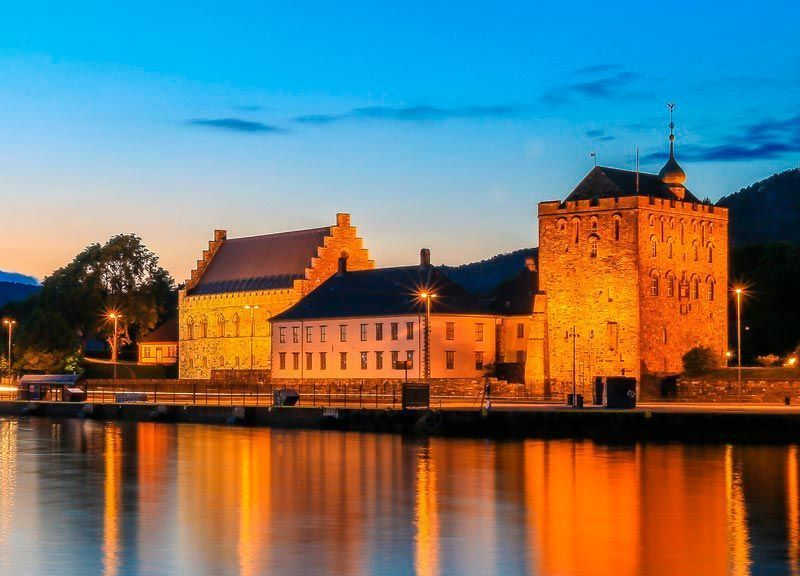 Fortaleza de Bergenhus, que hacer y que ver en Bergen