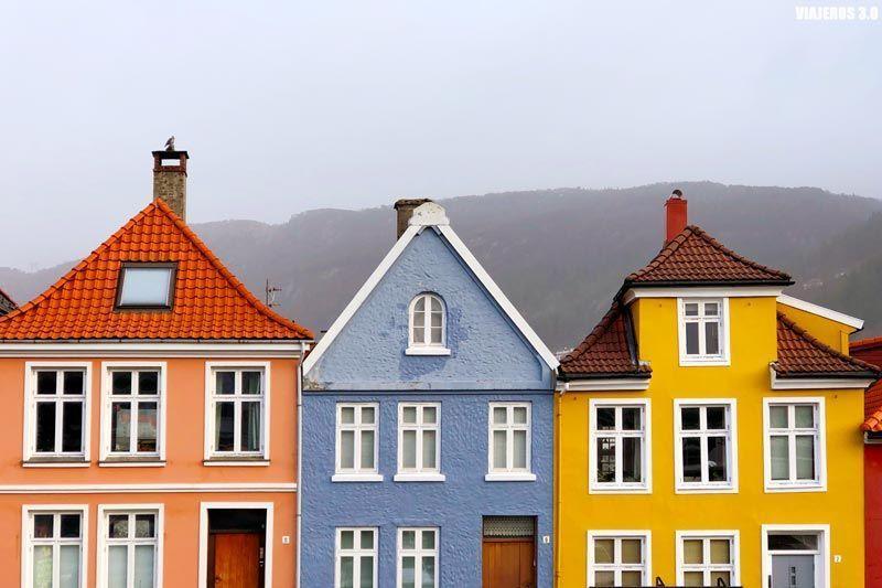 Qué hacer y qué ver en Bergen (Noruega)