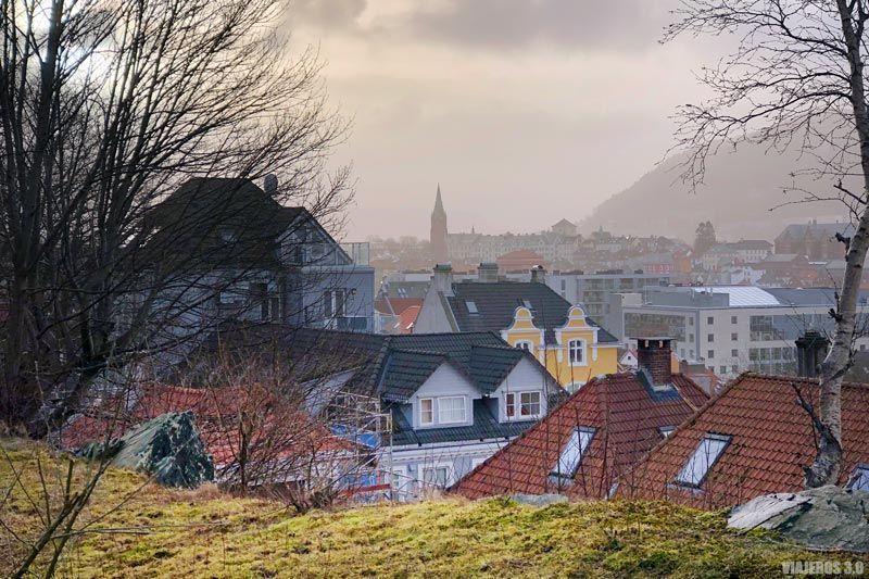 Barrio de Nordnes, qué ver en Bergen en un día