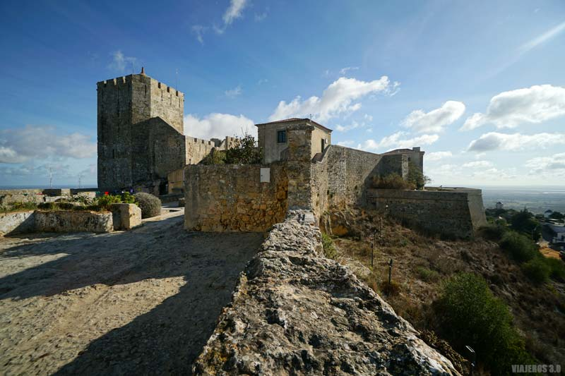 Castillo de Palmela, qué ver en Setúbal