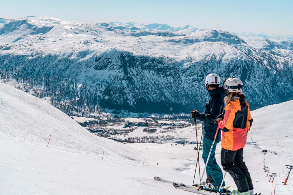 Dónde esquiar en Noruega