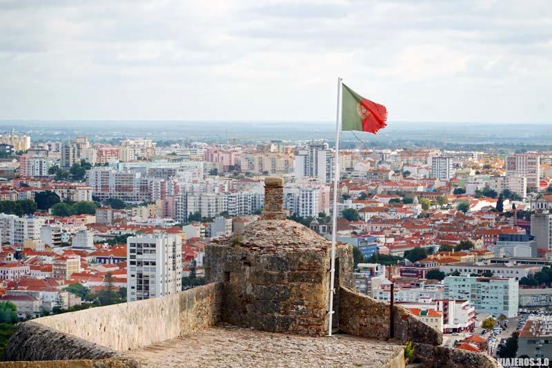 Qué ver en Setúbal, playas y fortalezas