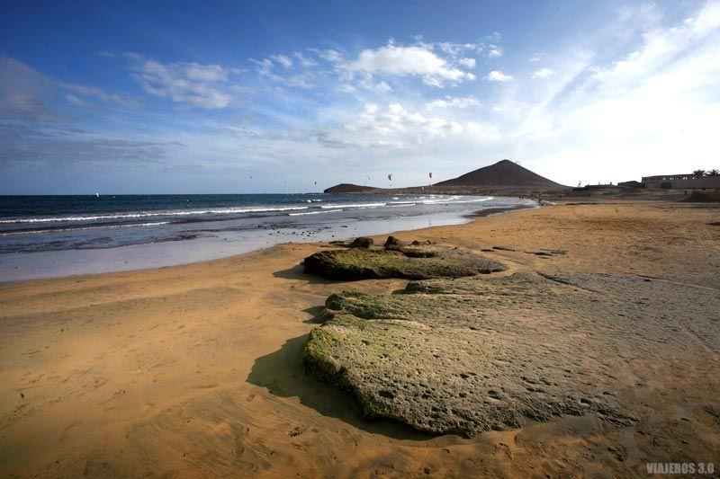 Playa El Médano de Tenerife