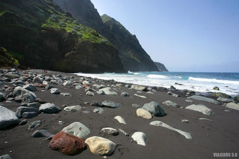 Calas y playas de Tenerife
