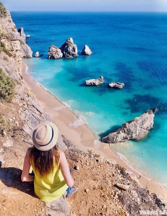 Playas en Portugal, los países más baratos de Europa para viajar