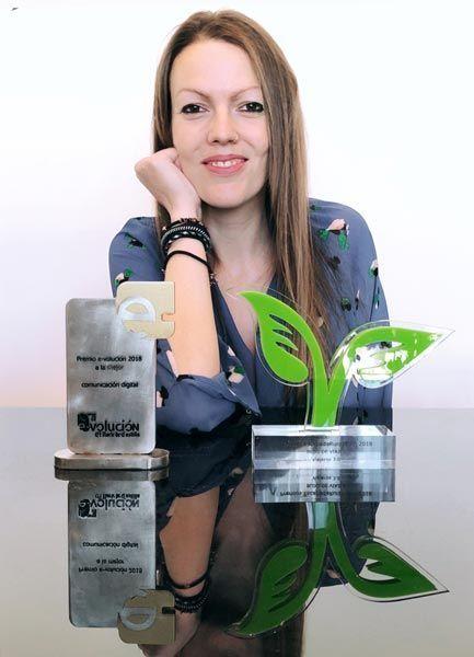 Rebeca Serna, autora del blog Viajeros 3.0