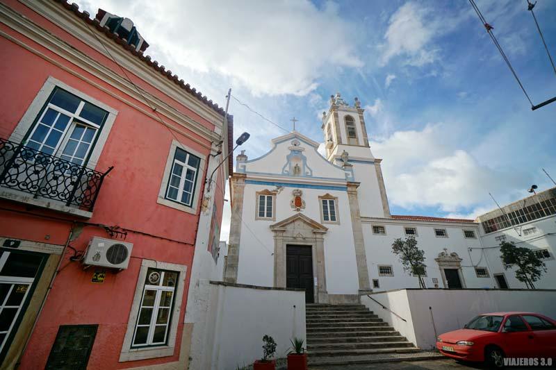 Centro histórico de Setúbal
