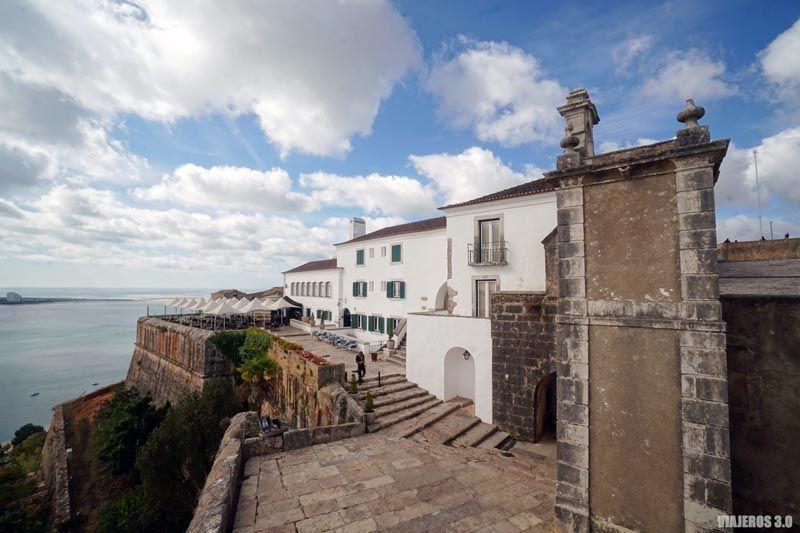 Fortaleza de San Felipe, qué ver en Setúbal
