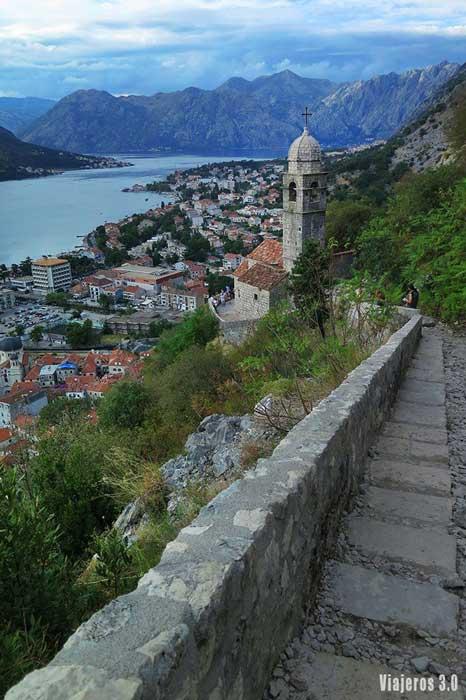 Guía de Kotor, Montenegro