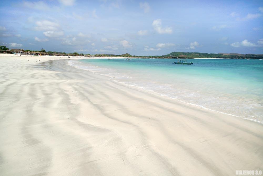 playas de Lombok