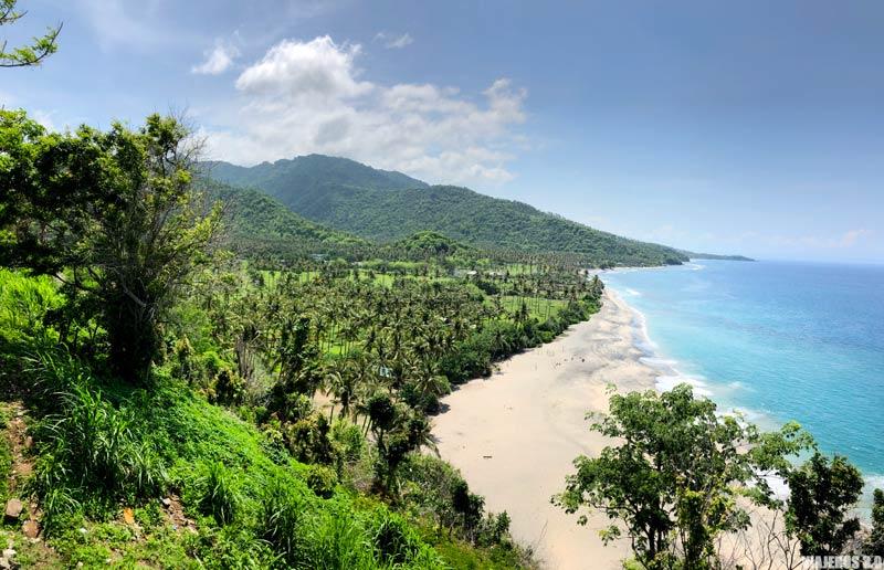 Playas de Senggigi en Lombok