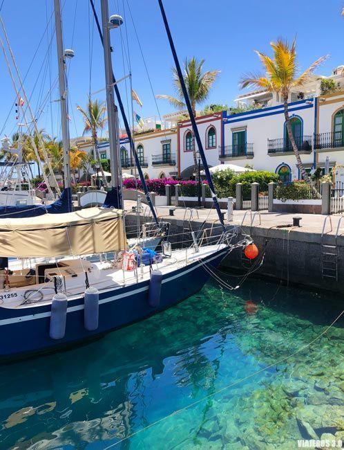 Puerto de Mogan, qué ver en Gran Canaria