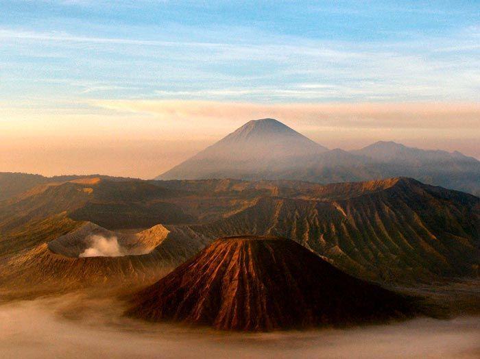 Bromo, isla de Java, Indonesia en 15 días