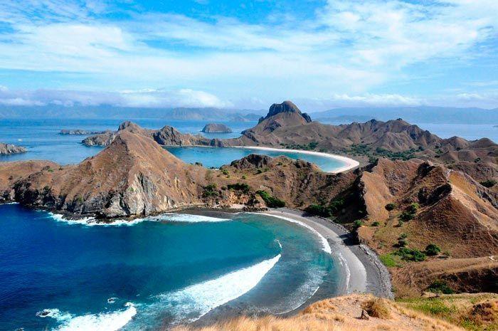 Isla de Komodo, Indonesia en 20 días