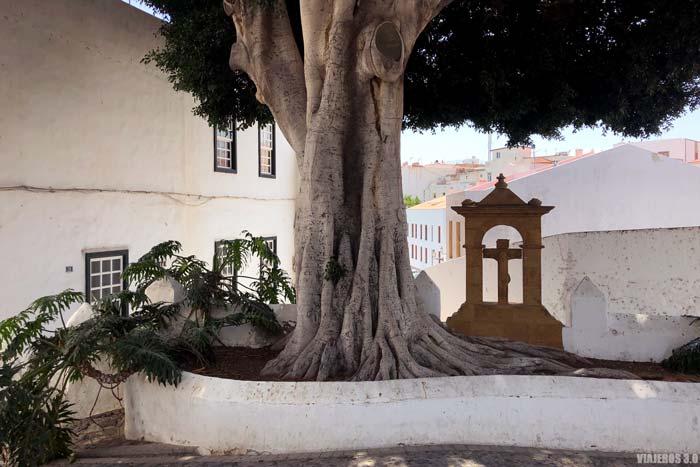 Centro histórico de Telde.