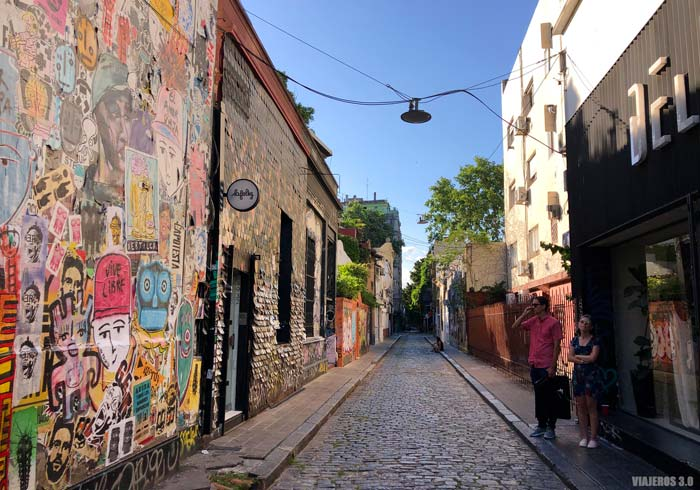 Palermo, free walking tour en Buenos Aires