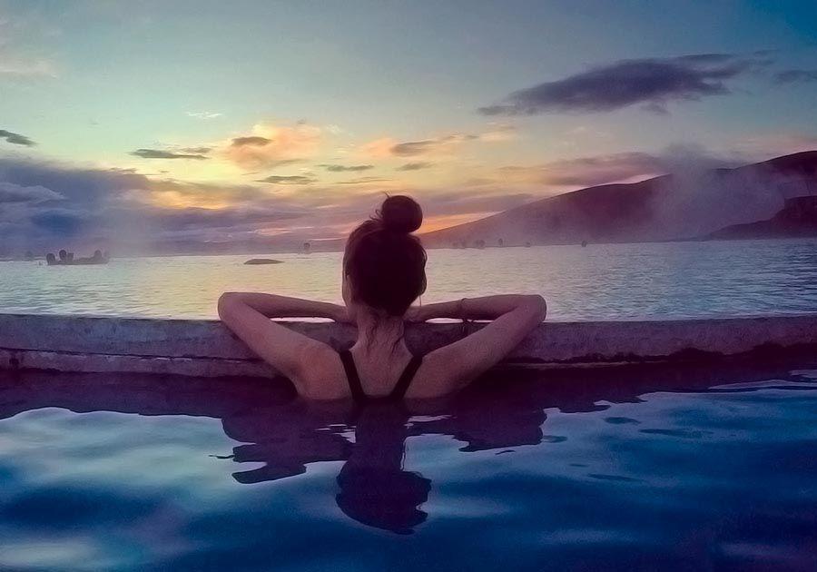 Baños termales de Myvatn, ¿Blue Lagoon o Myvatn?