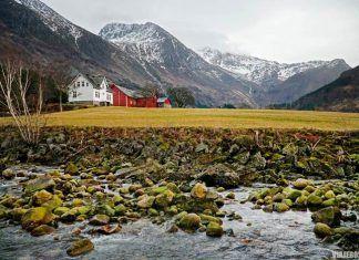 Qué ver en Rosendal, Noruega