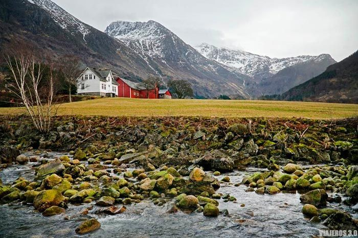 Rosendal, Noruega