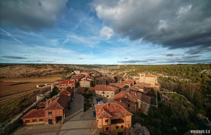 Vistas desde el Castillo, qué ver en Calatañazor y alrededores