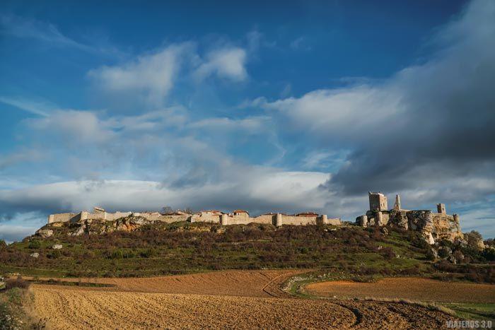 Qué ver en Calatañazor, vista panorámica