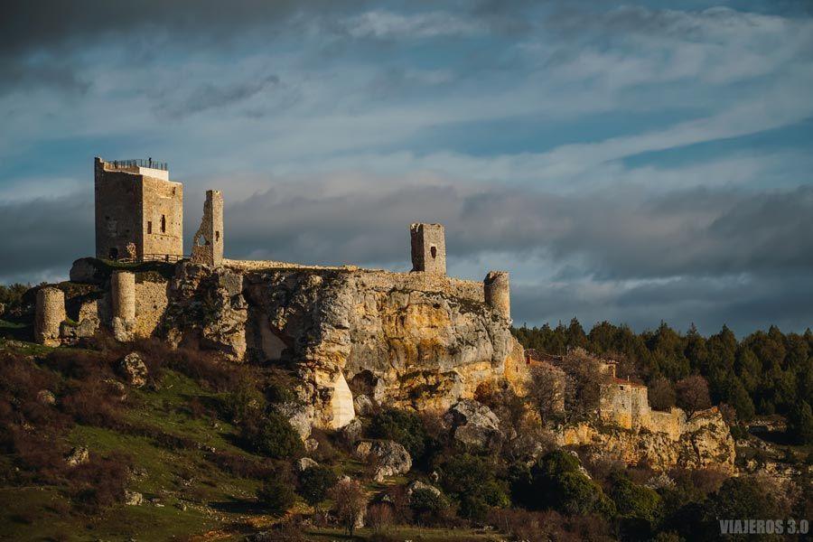 El Castillo de Calatañazor.