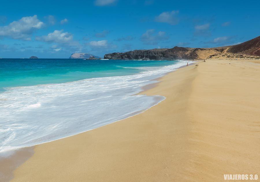 Cómo ir de Lanzarote a la isla de La Graciosa