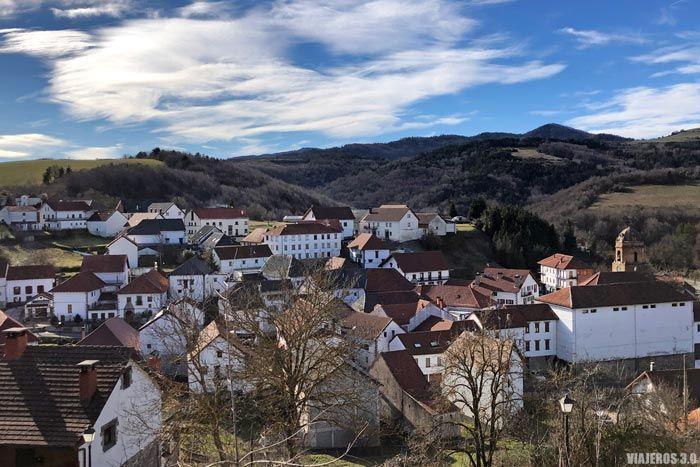 Jaurrieta, Valle de Salazar.