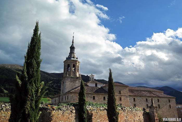 Monasterio de Suso y Yuso
