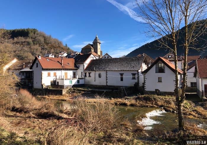 Ochagavía, Valle de Salazar en Navarra