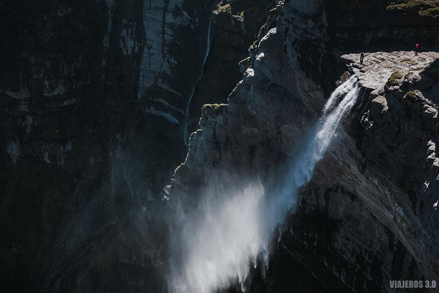Las mejores cascadas en España: Salto del Nervión.