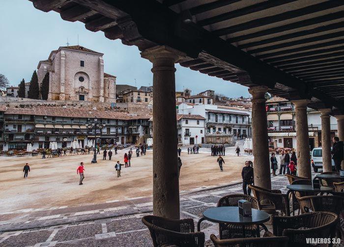 Chinchón, pueblos bonitos que ver cerca de Madrid