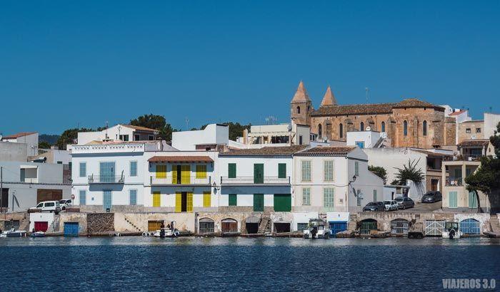 Portocolom, un pueblo de pescadores en Mallorca