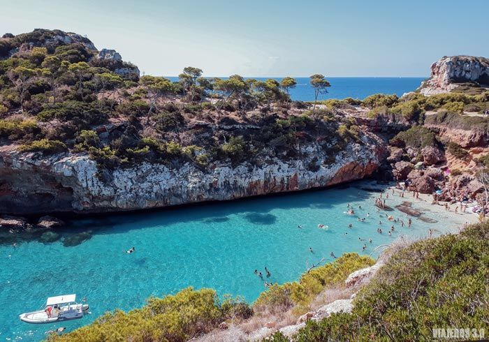 Caló des Moro, playas que ver en Mallorca