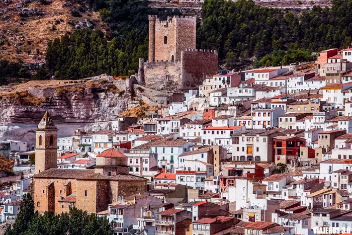 Castillo de Alcalá del Júcar.