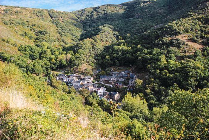 Manzanedo de Valdueza, qué ver en el Valle del Silencio