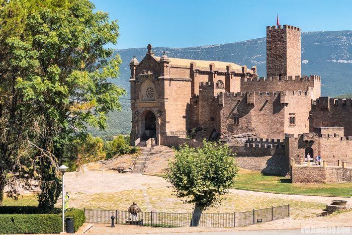 Castillo de Javier, qué hacer y qué ver en Navarra