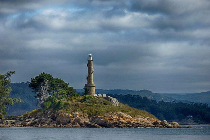 Isla de Tambo, islas en Galicia