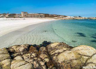 Playa de Salvora, las mejores playas de Galicia
