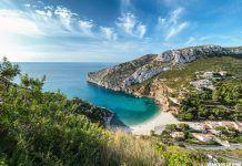 las mejores playas de Jávea en Alicante