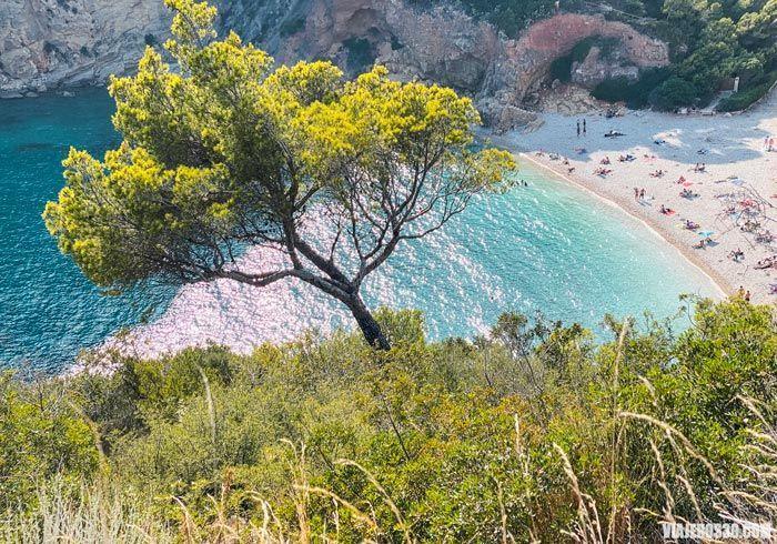 Las mejores playas de Jávea en Alicante.