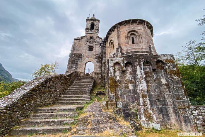 Monasterio de Caaveiro, que ver en Fragas do Eume