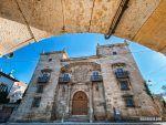 Centro histórico de Espinosa de los Monteros