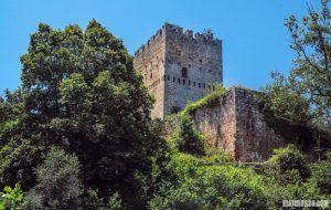 Torre de los Velasco, lugares que ver en Espinosa de los Monteros